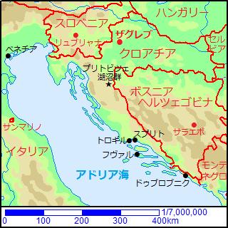 クロアチアの観光地|海外旅行 ...